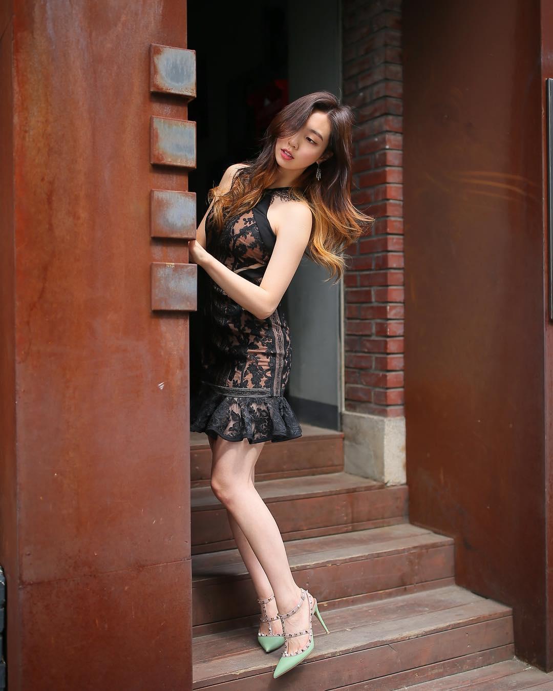 Hoa hậu Hàn Quốc: Nơi các mỹ nhân ngực