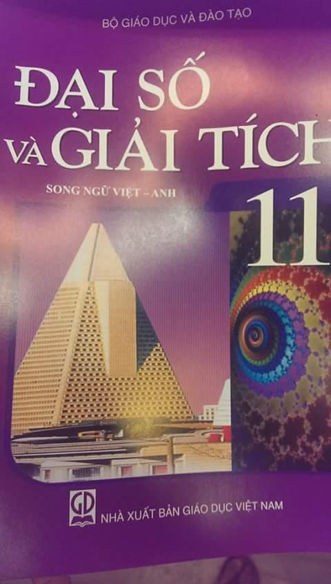 Nhiều học sinh bất ngờ với thông tin sẽ có sách giáo khoa song ngữ Việt - Anh - Ảnh 1.