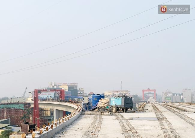 Hợp long toàn tuyến đường sắt trên cao Cát Linh - Hà Đông - Ảnh 14.