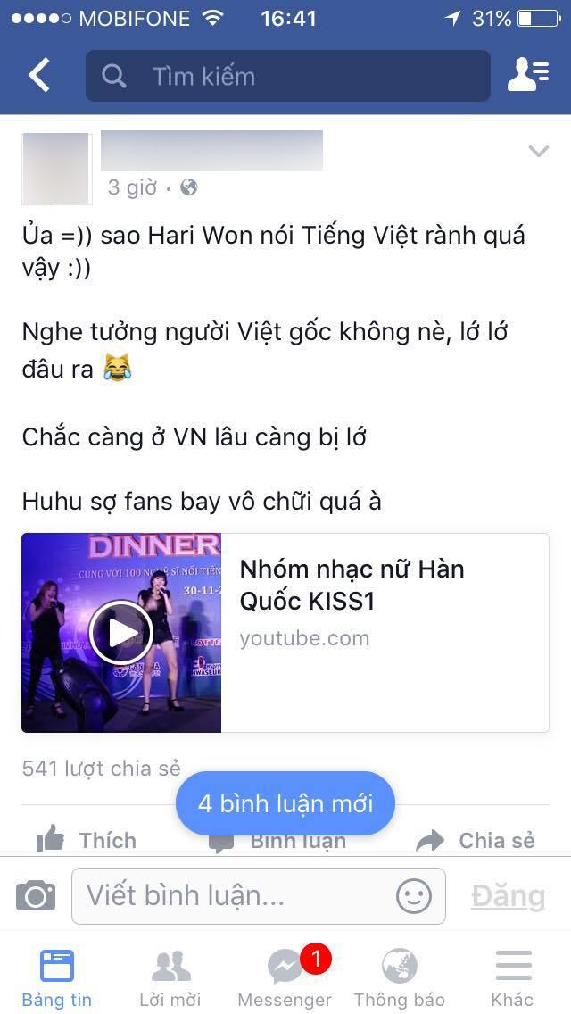 Cách đây 4 năm, Hari Won đã nói tiếng Việt sành sỏi như thế này! - Ảnh 4.