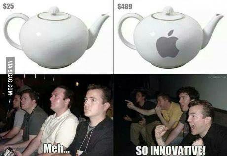 Fan Apple cũng khó có thể nhịn cười khi xem loại hình chế này - Ảnh 16.