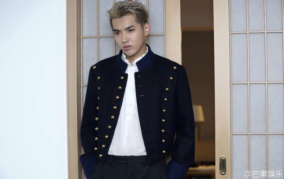 Rời EXO, nhan sắc Ngô Diệc Phàm bị chê