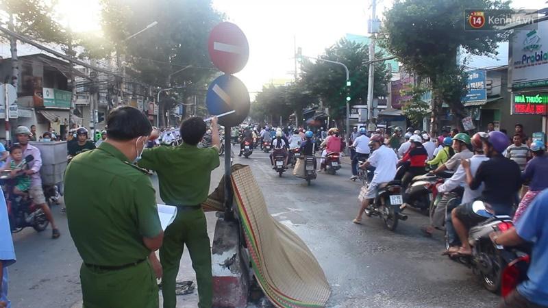 Tiền Giang: Một người đàn ông 79 tuổi đem xăng tự thiêu giữa đường