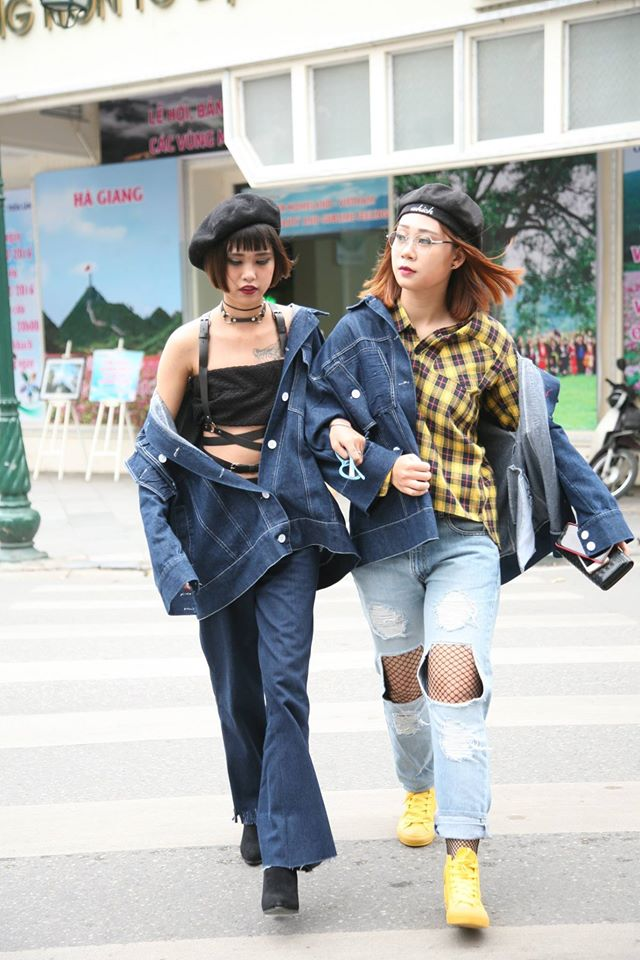 Nhân vật đặc biệt nhất Vietnam International Fashion Week: 82 tuổi vẫn chụp street style nhiệt tình - Ảnh 17.