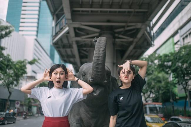 Bộ ảnh tình yêu của hai cô gái Thái Lan sẽ khiến bạn tan chảy vì quá dễ thương! - Ảnh 20.