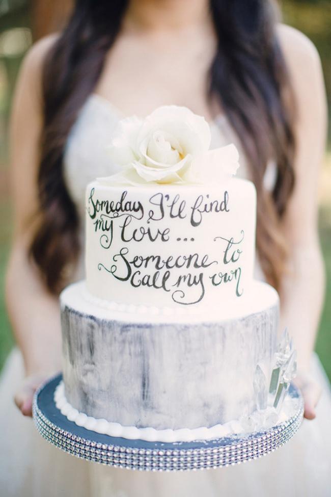 16 chiếc bánh cưới đẹp mắt lấy cảm hứng từ phim hoạt hình Disney - Ảnh 15.