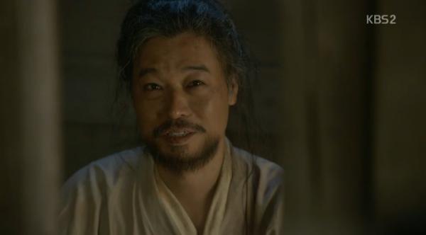 """Moonlight: """"Chô-ha"""" Park Bo Gum bị cận thần bất ngờ kề dao vào cổ - Ảnh 18."""
