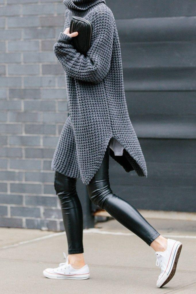 Legging không phải là cái quần! Đừng mặc legging kiểu này nếu không muốn bị coi là vô duyên, phản cảm