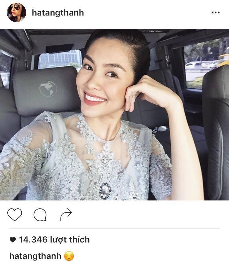 Tròn 4 năm ngày cưới, vợ chồng Tăng Thanh Hà đồng loạt khoe khoảnh khắc hạnh phúc