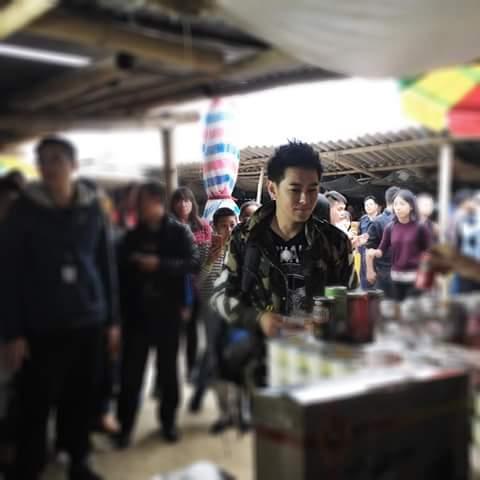 Rộ hình ảnh Lâm Chí Dĩnh, Quách Phú Thành cùng dàn sao nam đình đám Cbiz có mặt tại Cao Bằng, Việt Nam - Ảnh 4.