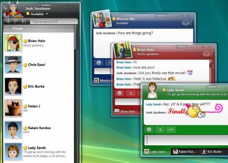 برنامج الدردشة ياهو ماسنجر Yahoo Messenger 11.5.0.228 coobra.net
