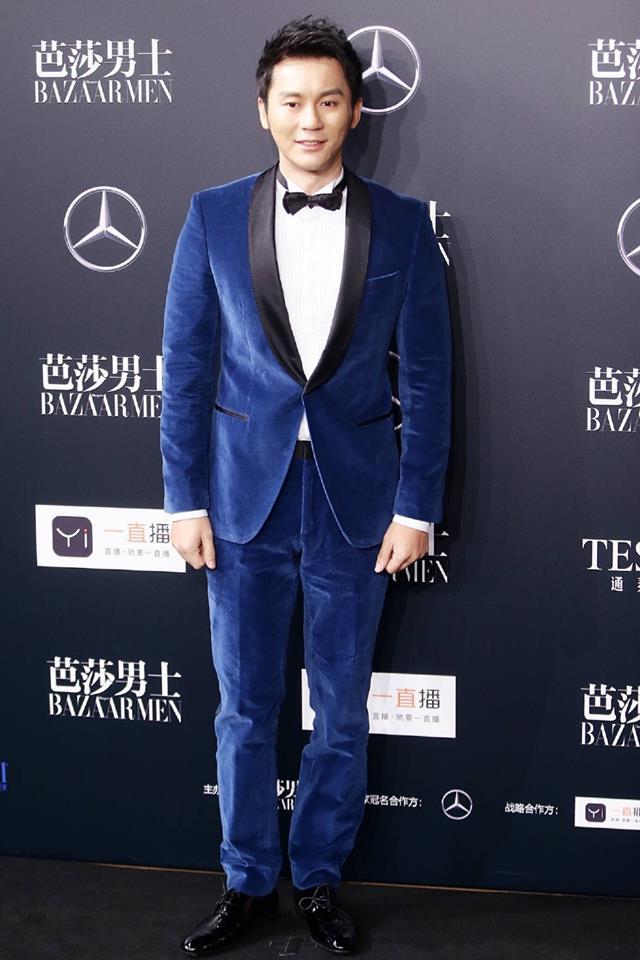 Thảm đỏ Man Of The Year: Lý Dịch Phong trẻ trung, đọ nhan sắc cùng Hứa Nguỵ Châu và dàn mỹ nam đình đám - ảnh 1