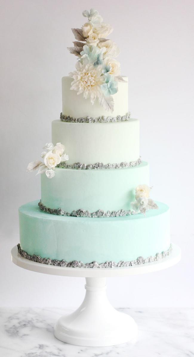 16 chiếc bánh cưới đẹp mắt lấy cảm hứng từ phim hoạt hình Disney - Ảnh 16.