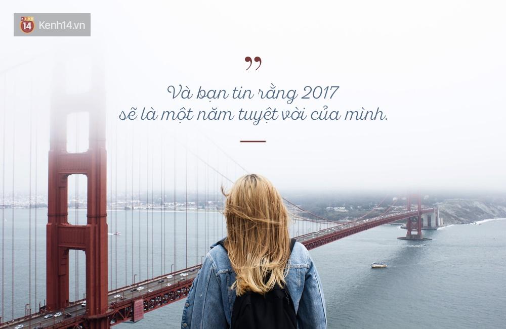 Nếu có 16 dấu hiệu này, 2017 chắc chắn sẽ là một năm thành công của bạn!