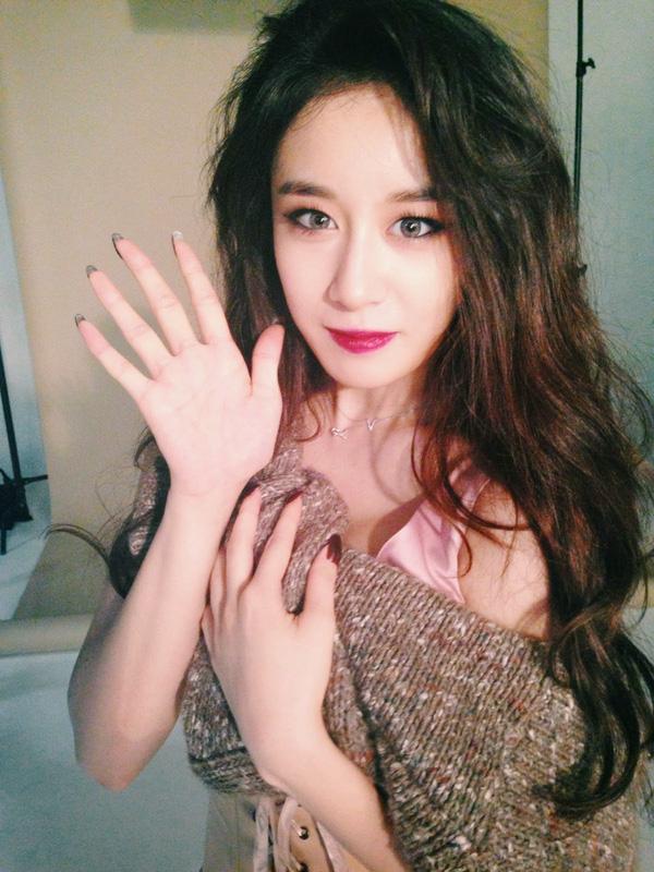 Hình như người ta đã lãng quên một mỹ nhân như Jiyeon (T-ara) - Ảnh 12.