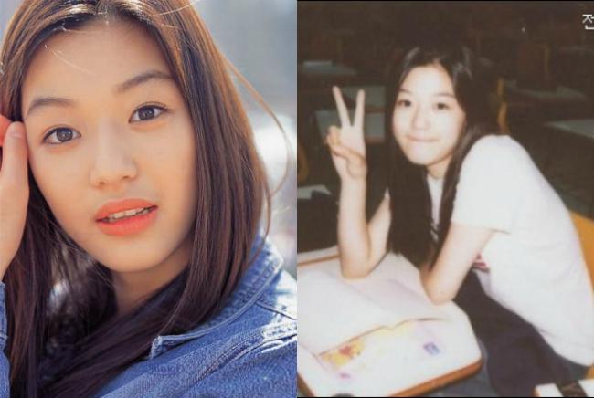 """Tzuyu (TWICE) và Jeon Ji Hyun được đặt lên """"bàn cân nhan sắc"""""""