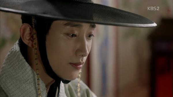 """""""Moonlight"""": Thế tử Park Bo Gum tự tay cắt đứt vòng hẹn ước với Kim Yoo Jung - Ảnh 21."""