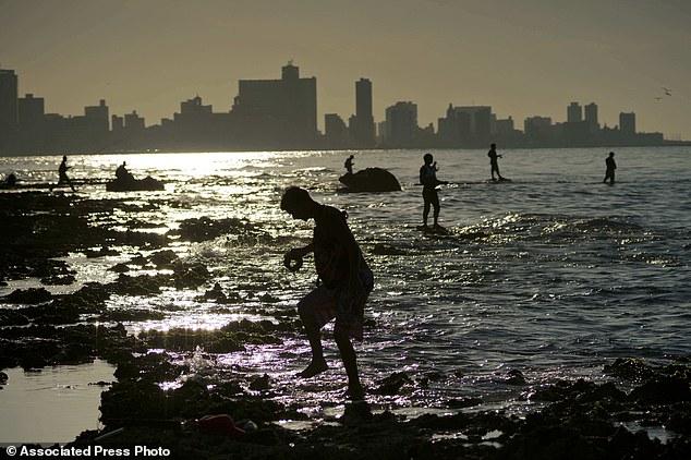 Trào lưu câu cá bằng bao cao su ở Cuba - Ảnh 5.