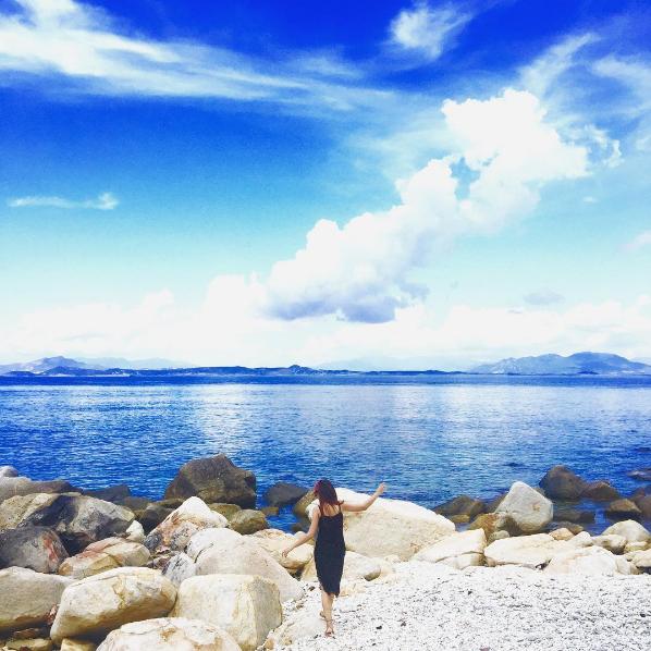 Bãi tắm đôi vô cùng độc đáo ở Nha Trang: Thiên đường trên mặt đất là có thật! - Ảnh 7.