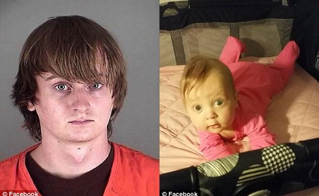Người cha mất nhân tính, giết con gái mới 4 tháng tuổi vì cô bé quấy khóc - Ảnh 2.