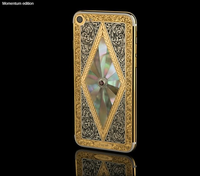 Nhanh tay đặt ngay iPhone 7 mạ vàng với giá chỉ 75 triệu đồng - Ảnh 3.