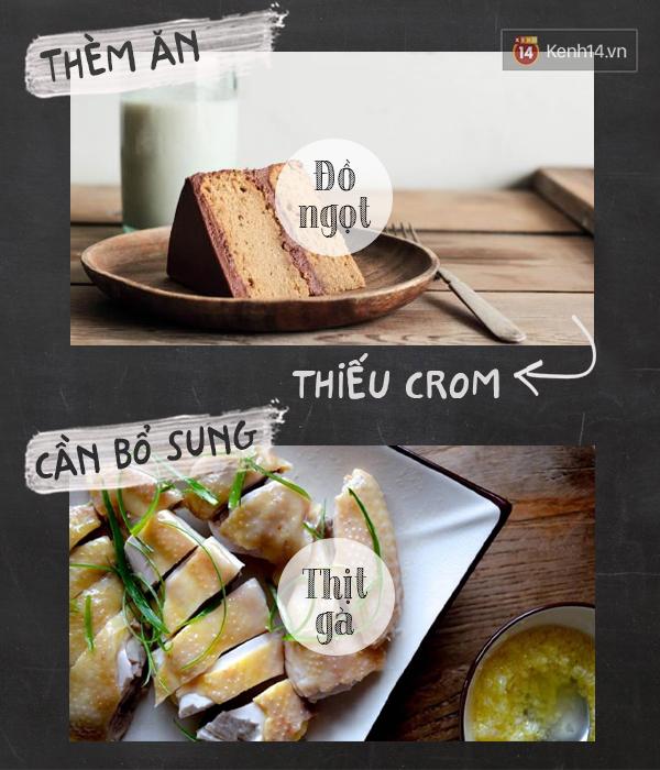 Sức khỏe đang báo động khi thèm ăn những món này - Ảnh 2.