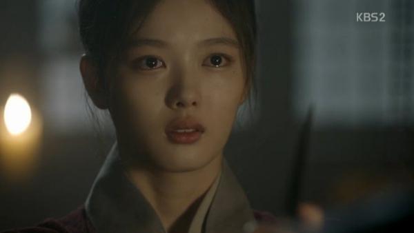 """""""Moonlight"""": Thế tử Park Bo Gum tự tay cắt đứt vòng hẹn ước với Kim Yoo Jung - Ảnh 2."""