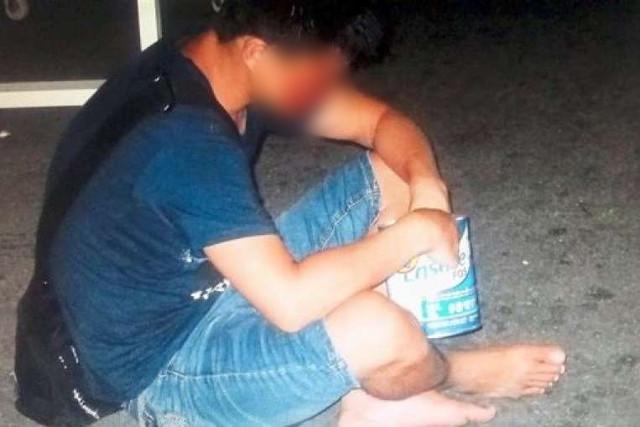 Phát hiện một băng nhóm Trung Quốc chuyên bắt cóc trẻ em, bẻ gãy tay chân rồi bắt đi ăn xin - Ảnh 2.