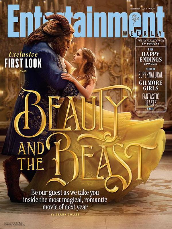 Emma Watson đẹp lộng lẫy với chiếc váy vàng thần thánh trong Beauty and the Beast - Ảnh 2.