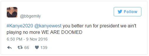 Dân mạng thế giới bất ngờ ủng hộ Kanye West tranh cử Tổng thống Mỹ - Ảnh 8.