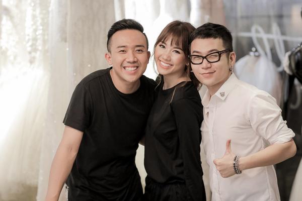 Đây chính là những khách mời đặc biệt trong lễ cưới của Trấn Thành - Hari Won - Ảnh 2.