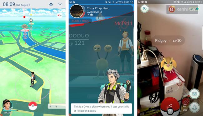 Pokémon GO đã chính thức mở cửa tại Việt Nam - Ảnh 3.