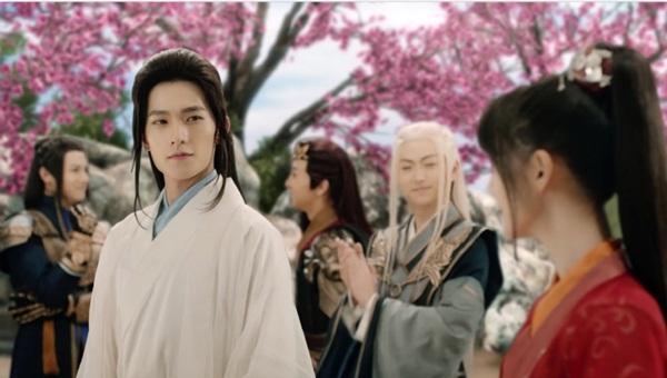 """Ngay từ 2 tập đầu tiên, """"Tiêu Nại"""" Dương Dương đã cầu hôn """"Bối Vi Vi"""" Trịnh Sảng"""