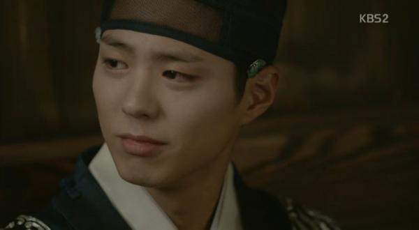 """Moonlight: """"Chô-ha"""" Park Bo Gum bị cận thần bất ngờ kề dao vào cổ - Ảnh 25."""