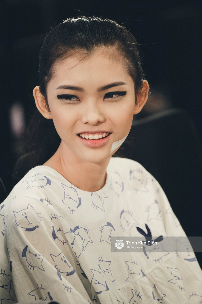 Đây là cô gái makeover xuất sắc, gây sốt Next Top năm nay! - Ảnh 3.