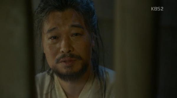 """Moonlight: """"Chô-ha"""" Park Bo Gum bị cận thần bất ngờ kề dao vào cổ - Ảnh 30."""