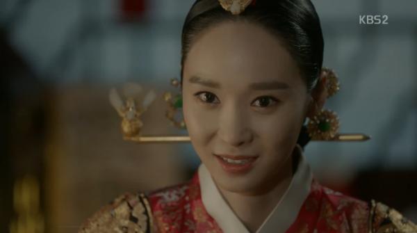 """Moonlight: """"Chô-ha"""" Park Bo Gum bị cận thần bất ngờ kề dao vào cổ - Ảnh 35."""