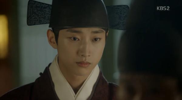 """Moonlight: """"Chô-ha"""" Park Bo Gum bị cận thần bất ngờ kề dao vào cổ - Ảnh 36."""