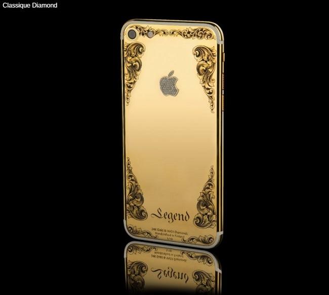 Nhanh tay đặt ngay iPhone 7 mạ vàng với giá chỉ 75 triệu đồng - Ảnh 4.
