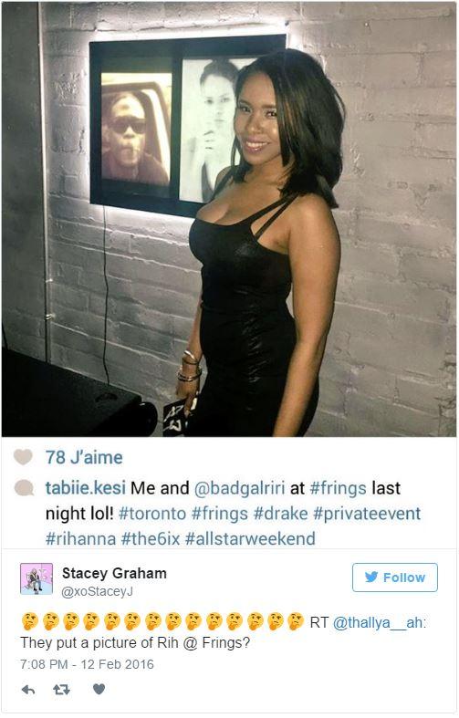 Sau 7 năm chỉ bị xem là bạn, Drake đã tỏ tình với Rihanna trước mặt cả thế giới - Ảnh 10.