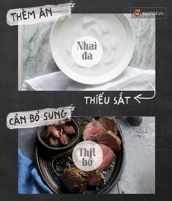 Sức khỏe đang báo động khi thèm ăn những món này - Ảnh 3.