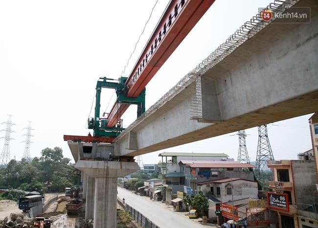 Hợp long toàn tuyến đường sắt trên cao Cát Linh - Hà Đông - Ảnh 3.
