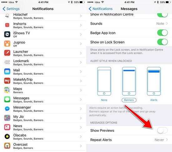 Làm theo những điều này, không ai có thể ngó trộm màn hình khóa iPhone của bạn - Ảnh 4.