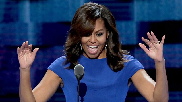 Đệ nhất phu nhân Michelle Obama làm gì gì khi bị gọi là người đàn bà da đen xấu xí - Ảnh 4.