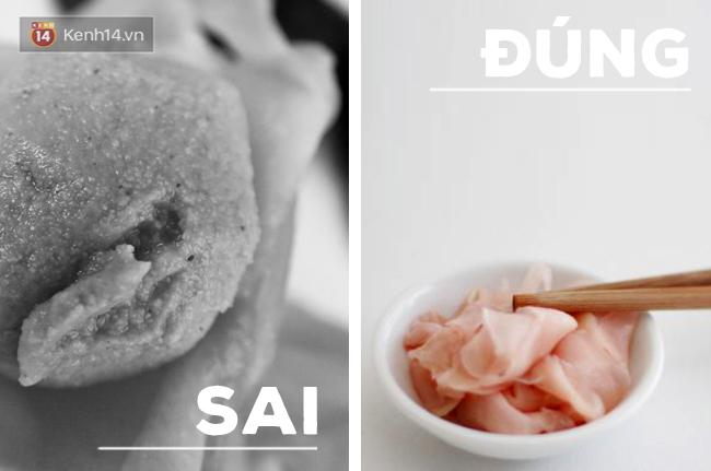 gừng hồng có tác dụng tẩy sạch mùi vị món ăn cũ