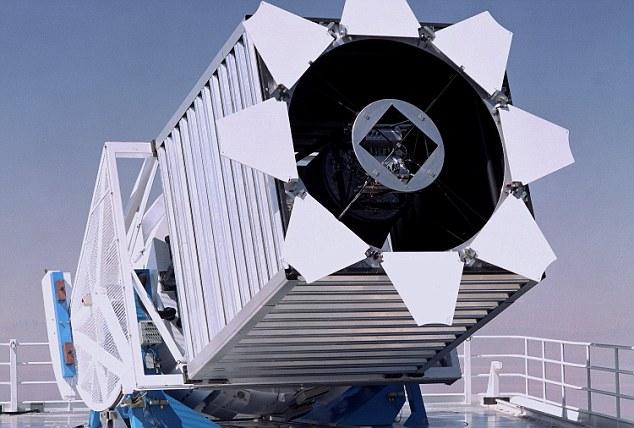 Đài quan sát Sloan Digital Sky Survey tại Mexico