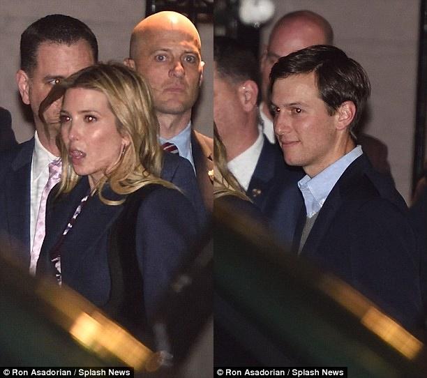 Ông Donald Trump bí mật cùng vợ và các con ăn tối ở Manhattan - Ảnh 6.