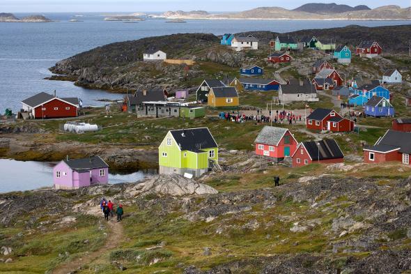 Đố bạn biết: Vì sao Greenland thì toàn băng, trong khi Iceland phủ xanh cây cỏ? - Ảnh 5.