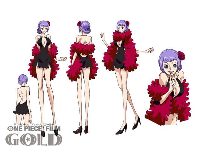 One Piece FIlm Gold sẽ làm hài lòng các fan của băng Mũ Rơm! - Ảnh 4.