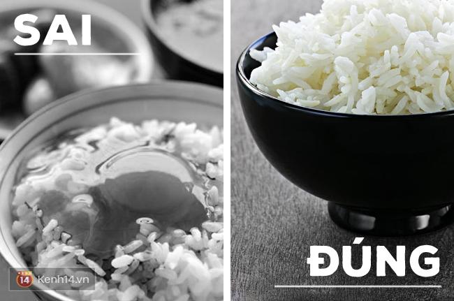 người Nhật thường ăn cơm trắng với thức ăn chứ không chan canh